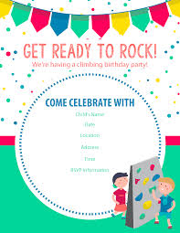 Birthday Invitations | Photobookcanada